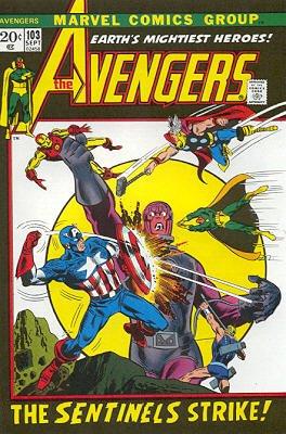 Avengers 103
