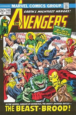 Avengers 105