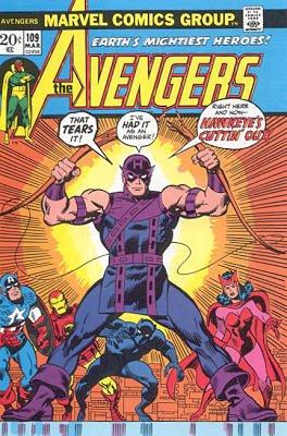 Avengers 109
