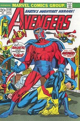 Avengers # 110 Issues V1 (1963 - 1996)