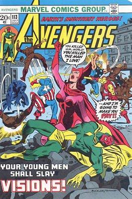 Avengers 113