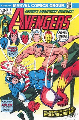 Avengers 117