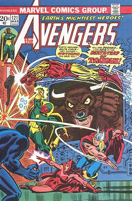Avengers 121