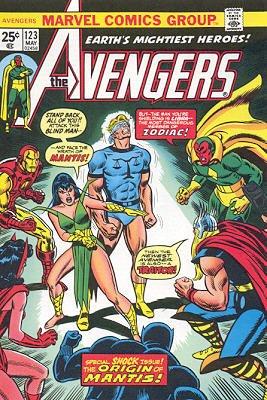 Avengers 123