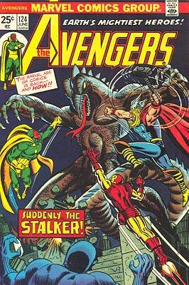 Avengers 124