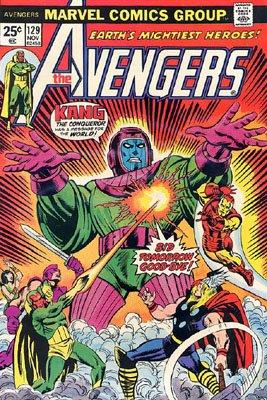 Avengers 129