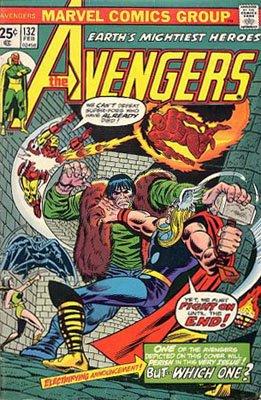 Avengers 132
