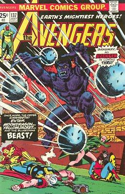 Avengers # 137 Issues V1 (1963 - 1996)