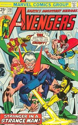 Avengers # 138 Issues V1 (1963 - 1996)
