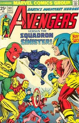 Avengers 141