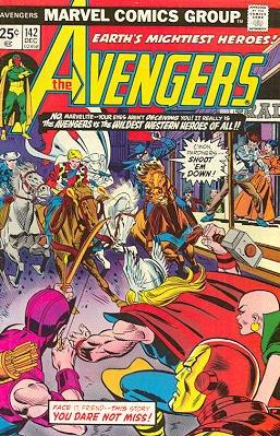 Avengers 142