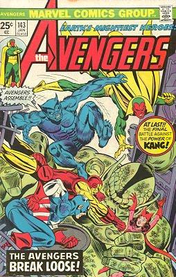Avengers 143