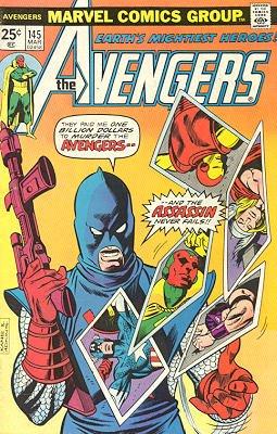 Avengers 145
