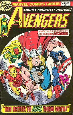 Avengers 146