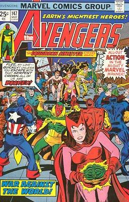 Avengers 147