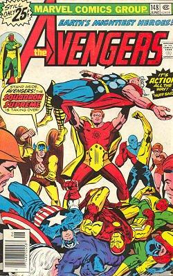 Avengers 148