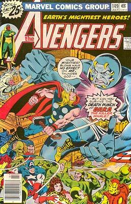 Avengers 149