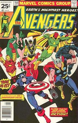 Avengers 150