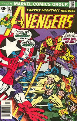 Avengers 153