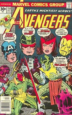 Avengers 154