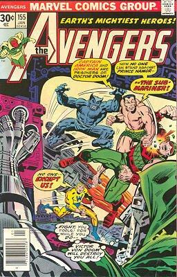 Avengers 155