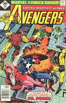 Avengers 156