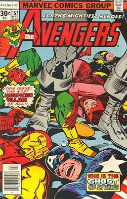 Avengers 157
