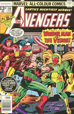Avengers # 158 Issues V1 (1963 - 1996)