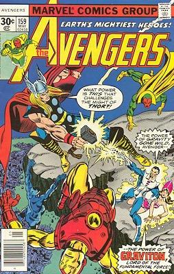 Avengers # 159 Issues V1 (1963 - 1996)