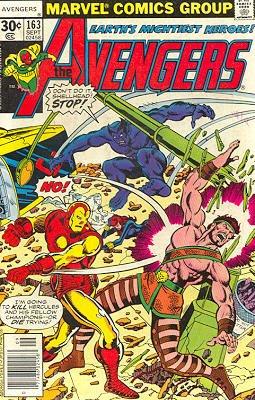 Avengers 163