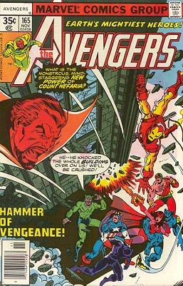 Avengers 165