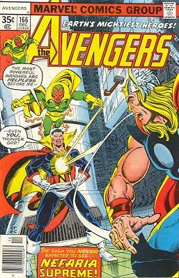 Avengers 166