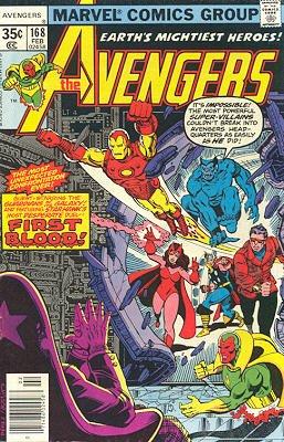 Avengers 168