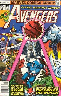 Avengers 169