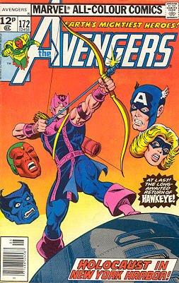 Avengers 172