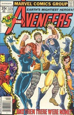 Avengers 173