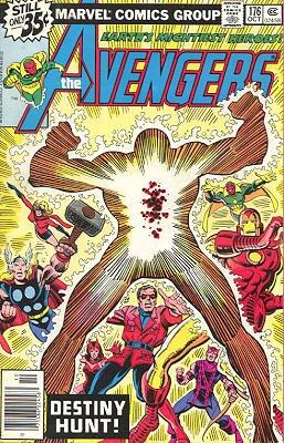 Avengers 176