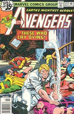 Avengers 177