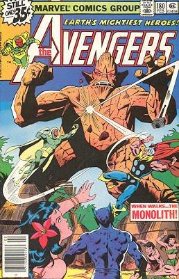 Avengers 180