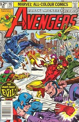 Avengers 182