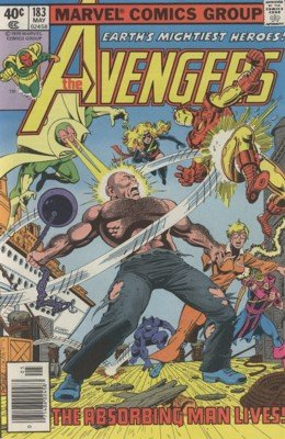 Avengers 183