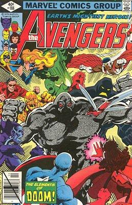 Avengers 188