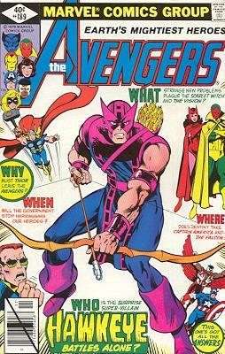 Avengers 189