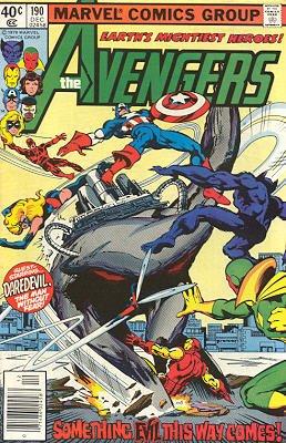 Avengers 190