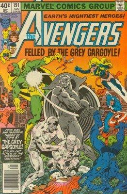 Avengers 191