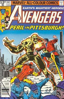 Avengers 192