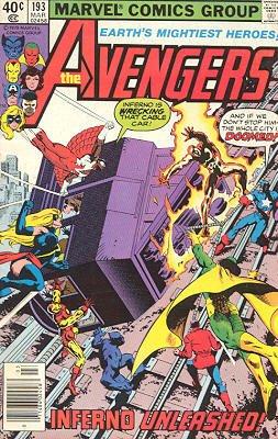 Avengers 193