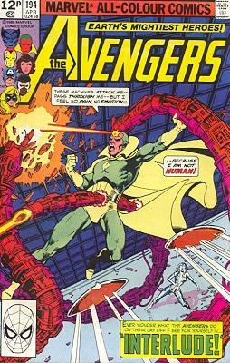 Avengers 194
