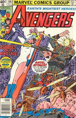 Avengers # 195 Issues V1 (1963 - 1996)