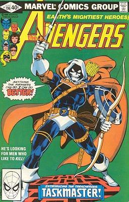 Avengers # 196 Issues V1 (1963 - 1996)